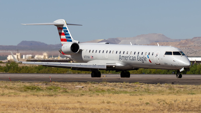 A picture of N751SK - Mitsubishi CRJ701ER - American Airlines - © xuxinyi1000