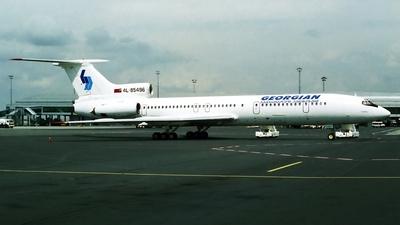 4L-85496 - Tupolev Tu-154B-2 - Georgian Airlines