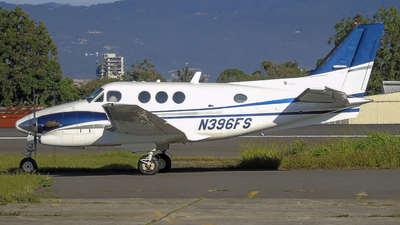 N396FS - Beechcraft 90 King Air - Private