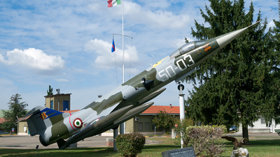 MM6783 - Lockheed F-104 Starfighter - Italy - Air Force