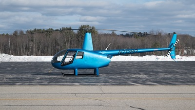 N212PD - Robinson R44 Raven - Private