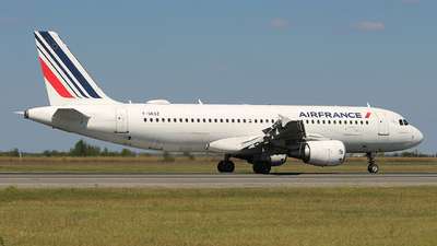 A picture of FGKXZ - Airbus A320214 - Air France - © Calin Horia Lupu