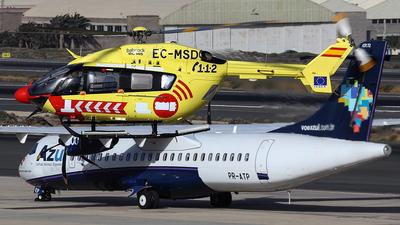 EC-MSD - Eurocopter EC 145 - Babcock MCS Spain