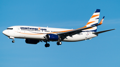 A picture of OKTVO - Boeing 7378CX - Smartwings - © Olivier Landes