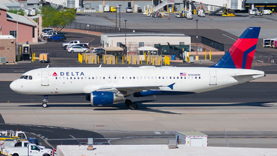 A picture of N366NW - Airbus A320212 - Delta Air Lines - © Taxi_Way_