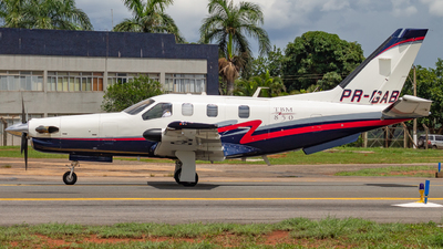 PR-GAB - Socata TBM-850 - Private
