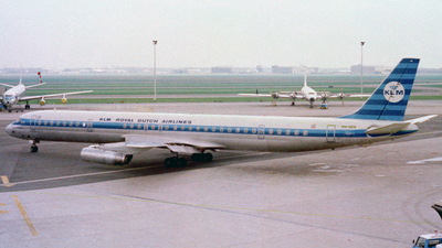 PH-DEA - Douglas DC-8-63 - KLM Royal Dutch Airlines