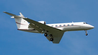 N868BB - Gulfstream G450 - Private