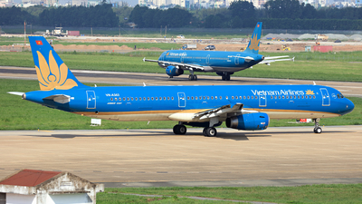 A picture of VNA363 - Airbus A321231 - Vietnam Airlines - © Hao Phan