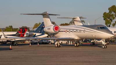 N116MK - Gulfstream G450 - Private