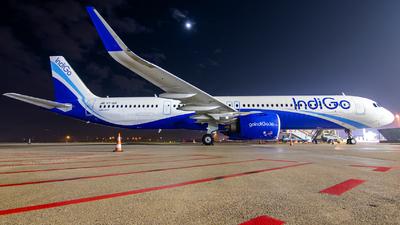 A picture of VTIUC - Airbus A321271NX - IndiGo - © Medolago Manuel