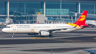 B-1013 - Airbus A321-231 - Capital Airlines