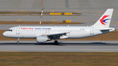B-2359 - Airbus A320-214 - China Eastern Airlines