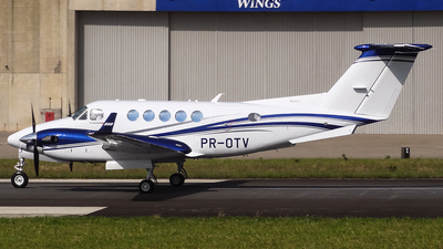 PR-OTV - Beechcraft B200GT King Air 250 - Private