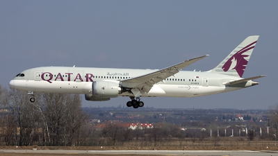 A picture of A7BCX - Boeing 7878 Dreamliner - Qatar Airways - © if