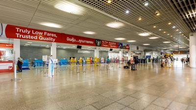 VTSG - Airport - Terminal