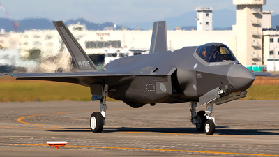 99-8715 - Lockheed Martin F-35A Lightning II - Japan - Air Self Defence Force (JASDF)