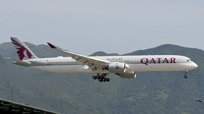 A7-ANP - Airbus A350-1041 - Qatar Airways