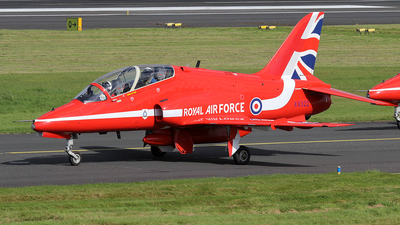XX322 - British Aerospace Hawk T.1A - United Kingdom - Royal Air Force (RAF)