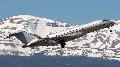 9H-VJL - Bombardier BD-700-1A10 Global 6000 - VistaJet