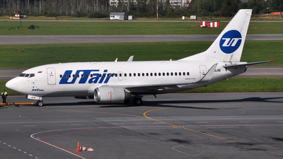 VQ-BJM - Boeing 737-524 - UTair Aviation