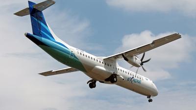 PK-GAF - ATR 72-212A(600) - Garuda Indonesia Explore