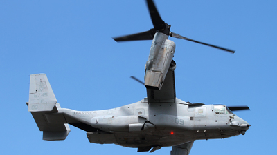 166745 - Boeing MV-22B Osprey - United States - US Marine Corps (USMC)