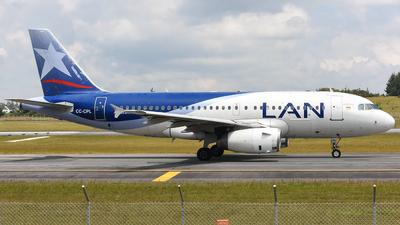 A picture of CCCPL - Airbus A319132 - LATAM Airlines - © Alex Rivera