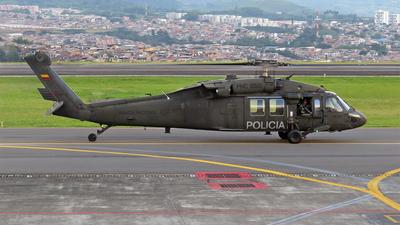 PNC-0610 - Sikorsky UH-60L Blackhawk - Colombia - Police