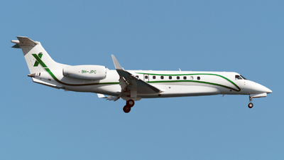 A picture of 9HJPC - Embraer Legacy 600 - Air X Charter - © Medolago Manuel