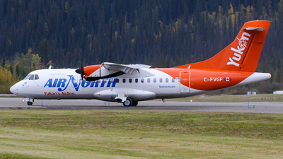 C-FVGF - ATR 42-300 - Air North