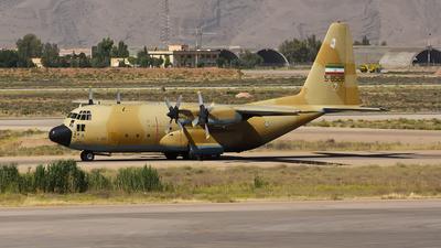 5-8528 - Lockheed C-130H Hercules - Iran - Air Force