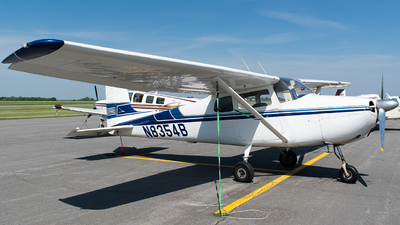 N8354B - Cessna 172 Skyhawk - Private
