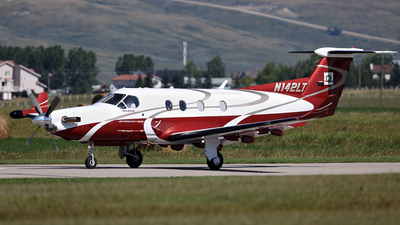 N142LT - Pilatus PC-12/45 - Private