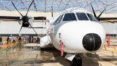 EC-025 - Airbus C295M - DAC Aviation