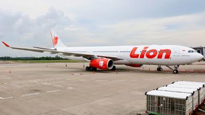 PK-LEG - Airbus A330-343 - Lion Air
