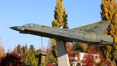 DK-201 - Saab J-35S Draken - Finland - Air Force