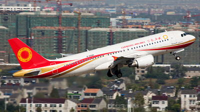 B-6940 - Airbus A320-214 - Chengdu Airlines
