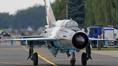 6196 - Mikoyan-Gurevich MiG-21MF Lancer C - Romania - Air Force