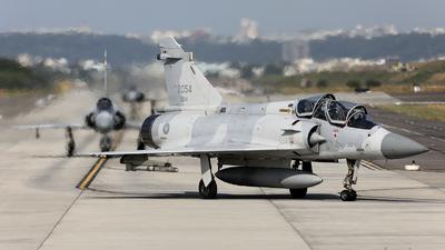 2054 - Dassault Mirage 2000-5DI - Taiwan - Air Force