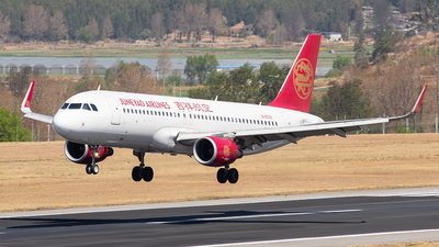 B-8236 - Airbus A320-214 - Juneyao Airlines