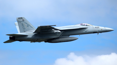 168357 - Boeing F/A-18E Super Hornet - United States - US Navy (USN)