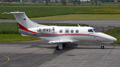 D-IDAS - Embraer 500 Phenom 100E - DAS Private Jets
