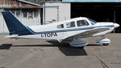 A picture of ITOPA - Piper PA28181 Archer - [288390027] - © TOMBARELLI FEDERICO