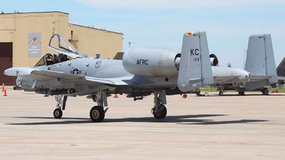 79-0113 - Fairchild A-10C Thunderbolt II - United States - US Air Force (USAF)