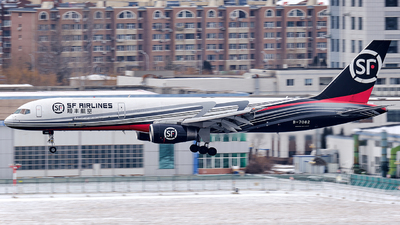 B-7082 - Boeing 757-25F(PCF) - SF Airlines