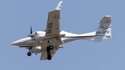 SX-GTR - Diamond DA-42 Twin Star - TAE Aviation Academy