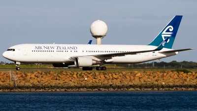 ZK-NCI - Boeing 767-319(ER) - Air New Zealand