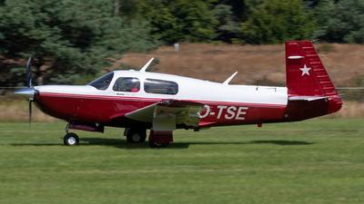 OO-TSE - Mooney M20K 252 TSE - Private