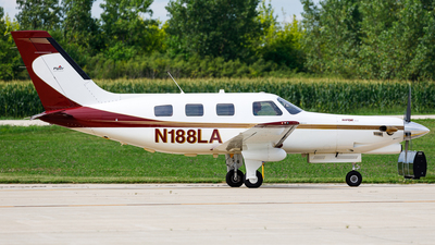 A picture of N188LA - Piper PA46350P Malibu Mirage - [4636185] - © Martin Pinnau